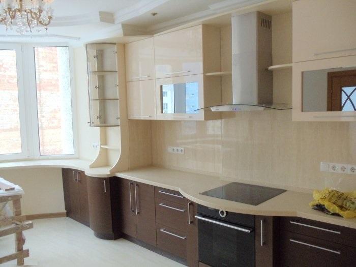 Дизайн кухонь под старину