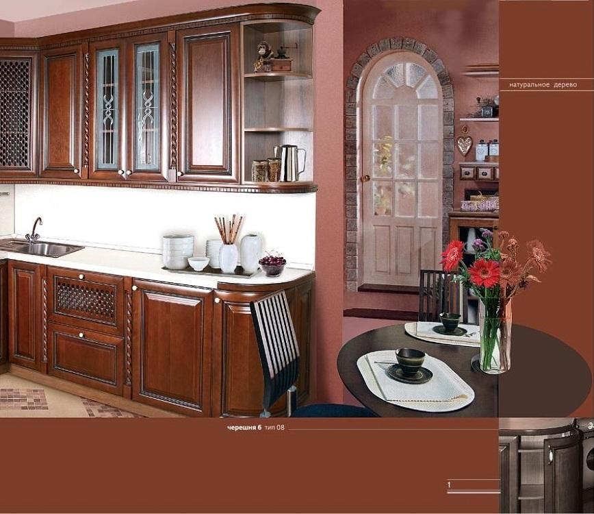 См люкс мебель для кухни с мебельными